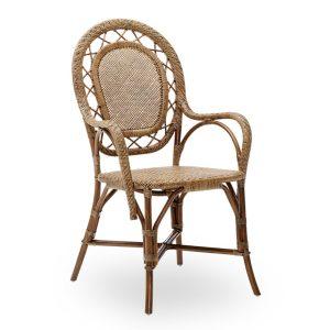 Romantica-rattan-dining-chair-in