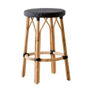 Simone-counter-stool-black