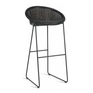 Joe-bar-stool-sled-base-black