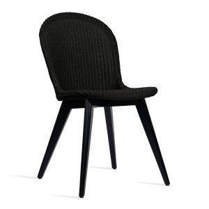 Yann-dining-chair-wood-base-black