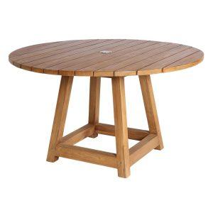George-teak-table-ø120