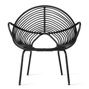 Rocco-lazy-chair-black