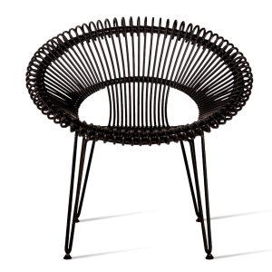 Roy-lazy-chair-black