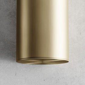 Gold Brushed