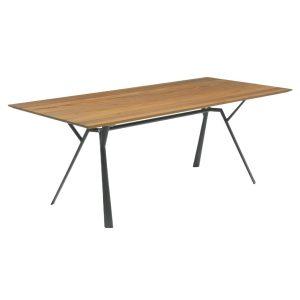 aluminium-outdoor-table-with-teak-top