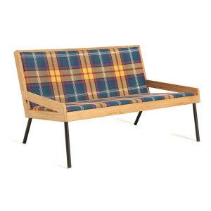 Allaperto MoutainTartan sofa4
